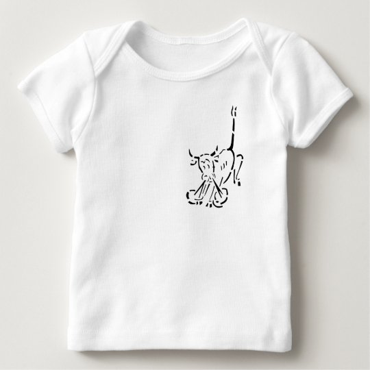 The Snorting Bull - U-47 Baby T-Shirt