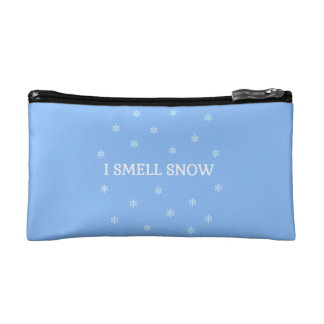 The Snow Lover Cosmetic Bag