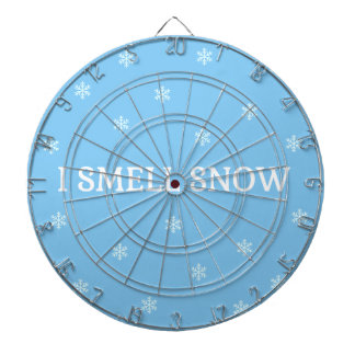 The Snow Lover Dartboard