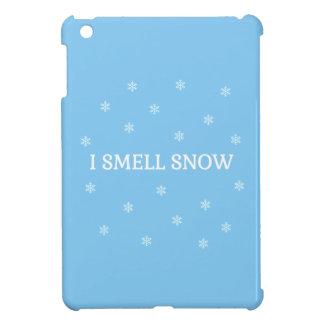 The Snow Lover iPad Mini Cover