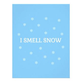 The Snow Lover Letterhead