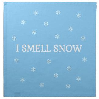 The Snow Lover Napkin