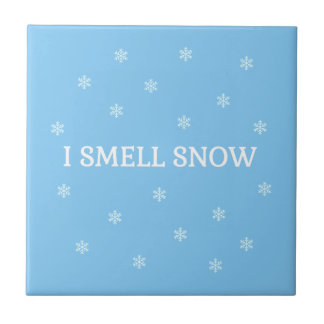 The Snow Lover Tile