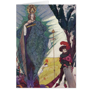 The Snow Queen 1 Greeting Card