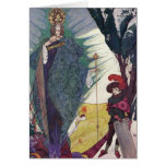 The Snow Queen 1 Greeting Cards