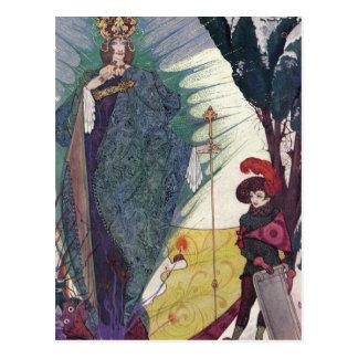 The Snow Queen 1 Postcard