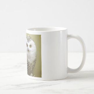 The Snowy Owl Coffee Mug