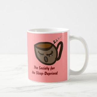 The Society for the Sleep-Deprived Mug