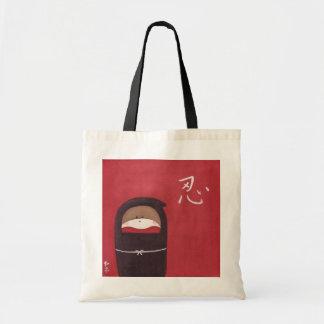 The Sock Monkey Ninja Bag