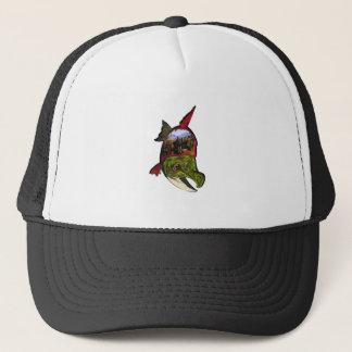 The Sockeye Trend Trucker Hat