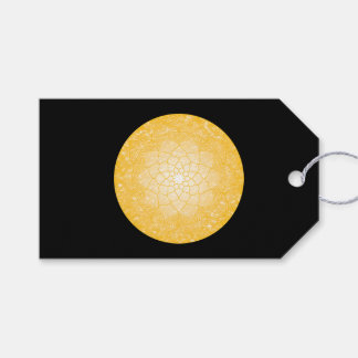 The Solar Plexus Chakra Gift Tags