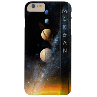 The Solar System Barely There iPhone 6 Plus Case