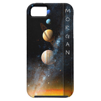 The Solar System iPhone 5 Cases