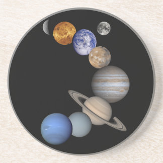 The solar system range our planets coaster