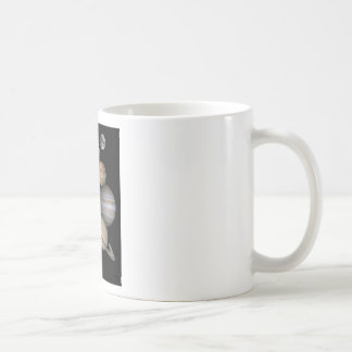 The solar system range our planets coffee mug