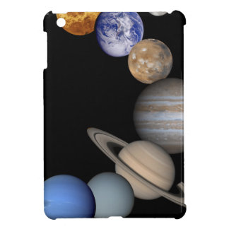 The solar system range our planets cover for the iPad mini