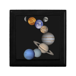 The solar system range our planets gift box