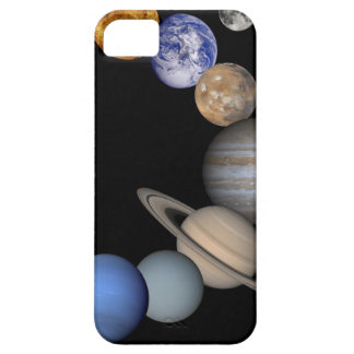 The solar system range our planets iPhone 5 case