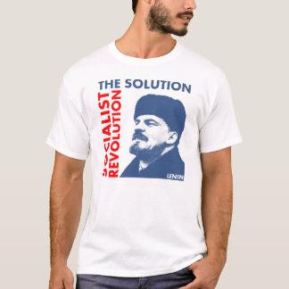 The Solution: Socialist Revolution T-Shirt