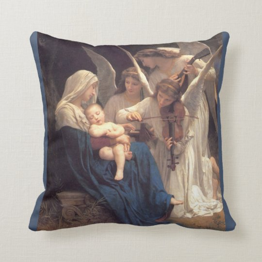The Song of the Angels - 1883 Pillow