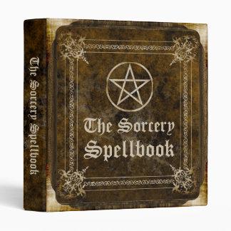 The Sorcery Spellbook Binders