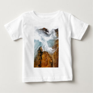 The Soteska Vintgar gorge in Autumn Baby T-Shirt