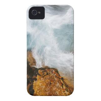 The Soteska Vintgar gorge in Autumn iPhone 4 Covers