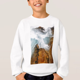 The Soteska Vintgar gorge in Autumn Sweatshirt