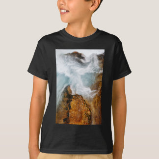 The Soteska Vintgar gorge in Autumn T-Shirt
