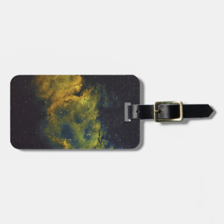 The Soul Nebula Bag Tag