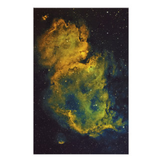 The Soul Nebula Personalized Stationery