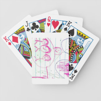 The Soul of a child Bicycle Playing Cards