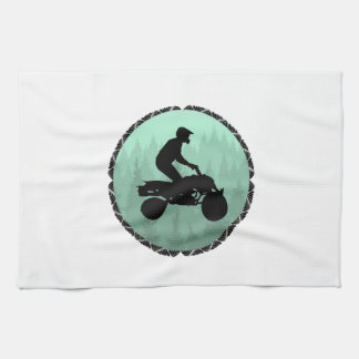THE SOUL RIDE KITCHEN TOWEL