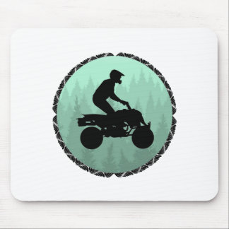 THE SOUL RIDE MOUSE PAD