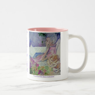 The Soul Two-Tone Coffee Mug