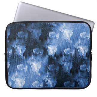 The Sound Barrier in Blue.... Laptop Sleeve