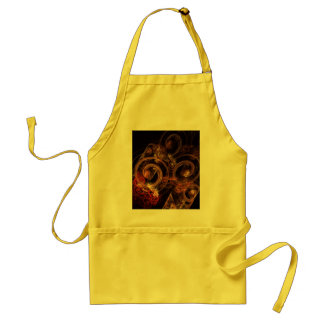 The Sound of Music Abstract Art Apron
