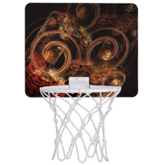 The Sound of Music Abstract Art Mini Basketball Hoop