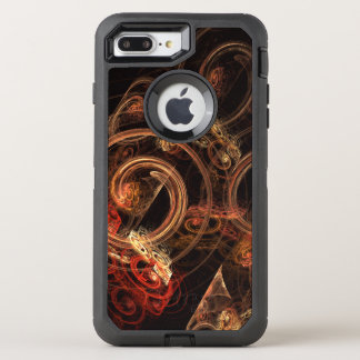 The Sound of Music Abstract Art OtterBox Defender iPhone 8 Plus/7 Plus Case