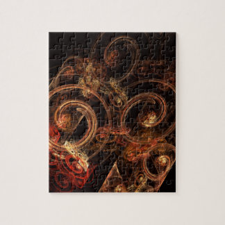 The Sound of Music Abstract Art Puzzle