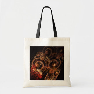 The Sound of Music Abstract Art Tote Bag