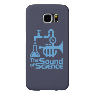 The Sound or Science - Samsung case blue Samsung Galaxy S6 Cases