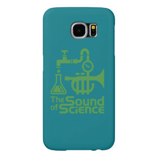 The Sound or Science - Samsung case green