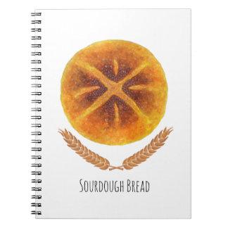 The Sourdough Bread Notebooks