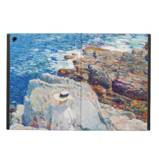 The South Ledges, Appledore by Childe Hassam iPad Air Case