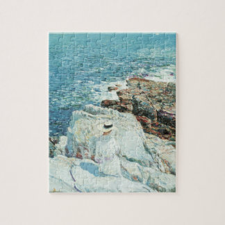 The South Ledges, Appledore by Childe Hassam Jigsaw Puzzle
