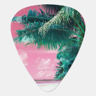 The South Seas Guitar Pick