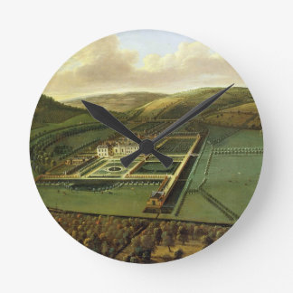 The Southeast Prospect of Hampton Court, Herefords Wallclocks