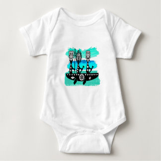 THE SOUTHERN PASSAGE BABY BODYSUIT