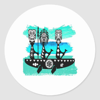 THE SOUTHERN PASSAGE CLASSIC ROUND STICKER